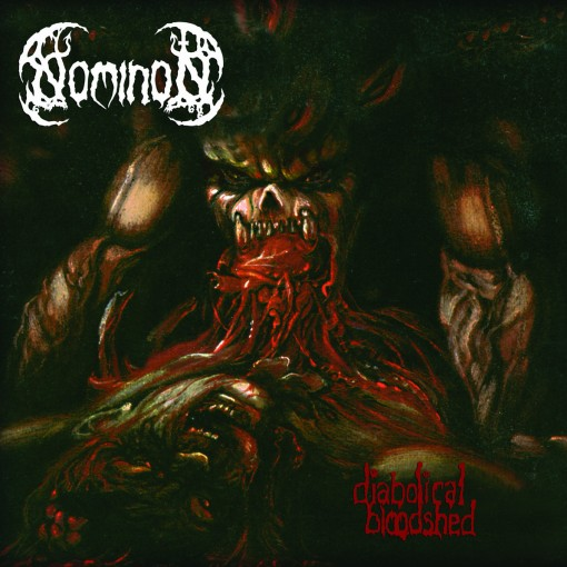 "NOMINON ""Diabolical Bloodshed"" LP"