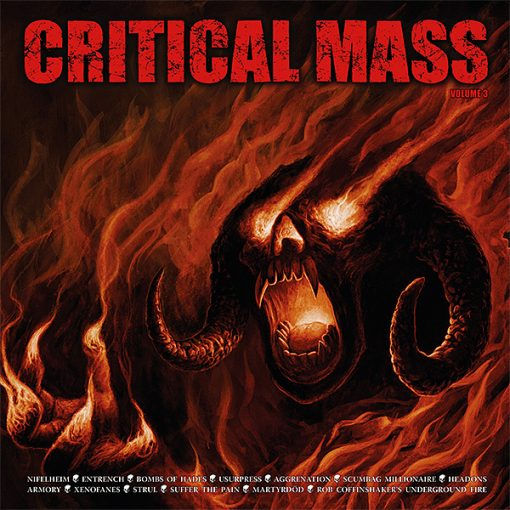 Critical Mass Volume 3 LP