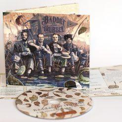 BÄDDAT FÖR TRUBBEL CD