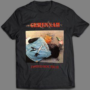 GEHENNAH Hardrocker T-shirt Front