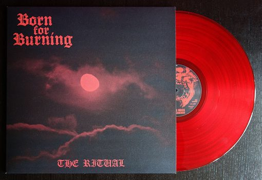 """The Ritual"" Red vinyl version."