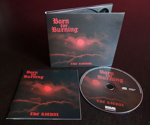 """The Ritual"" DigiPak CD"